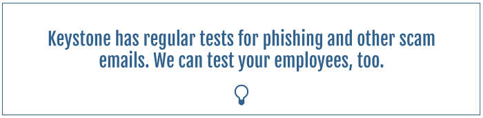 Phishing Tests   IT Security