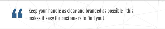 Instagram Handles | Instagram for Business