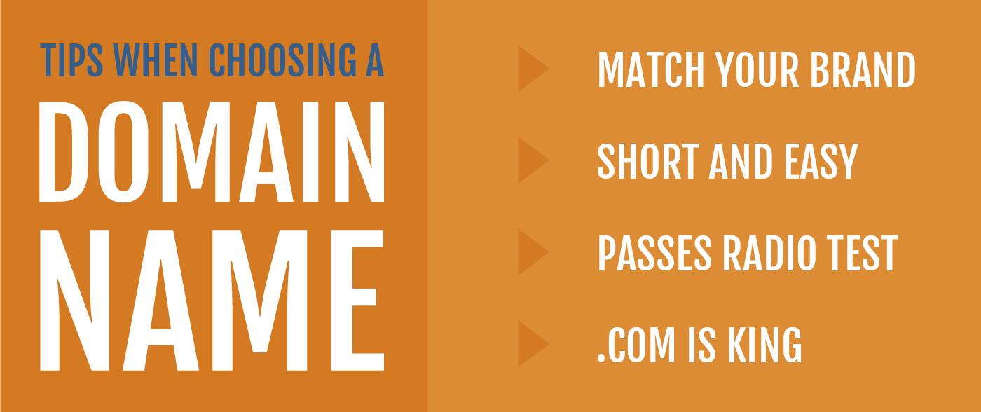 Tips for Domain Names   Keystone