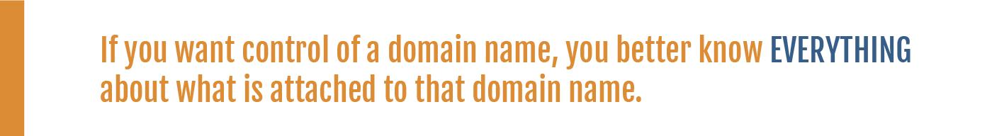 Domain Names and DNS   Keystone