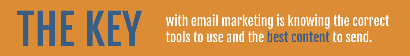 Keys to Email Marketing | Keystone