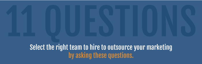 Outsourced Marketing | Questions to Ask | Keystone