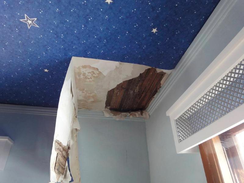 Roof Leak Repair - Kuhls Contracting