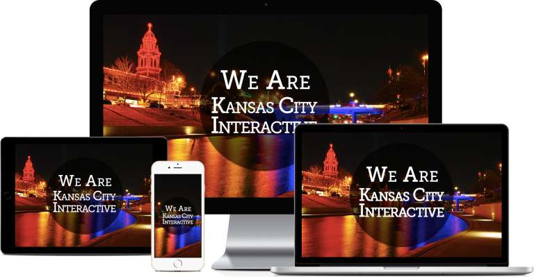 Website Design KC - We Are Kansas City Interactive