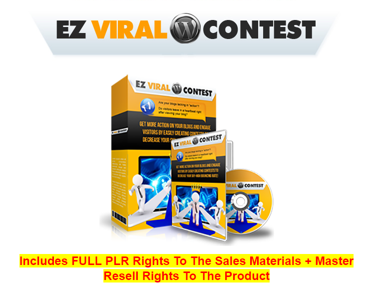 Jual Plugin WP EZ Viral Contest