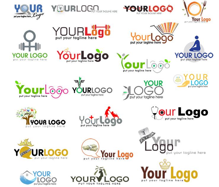 Servis design logo yang simple