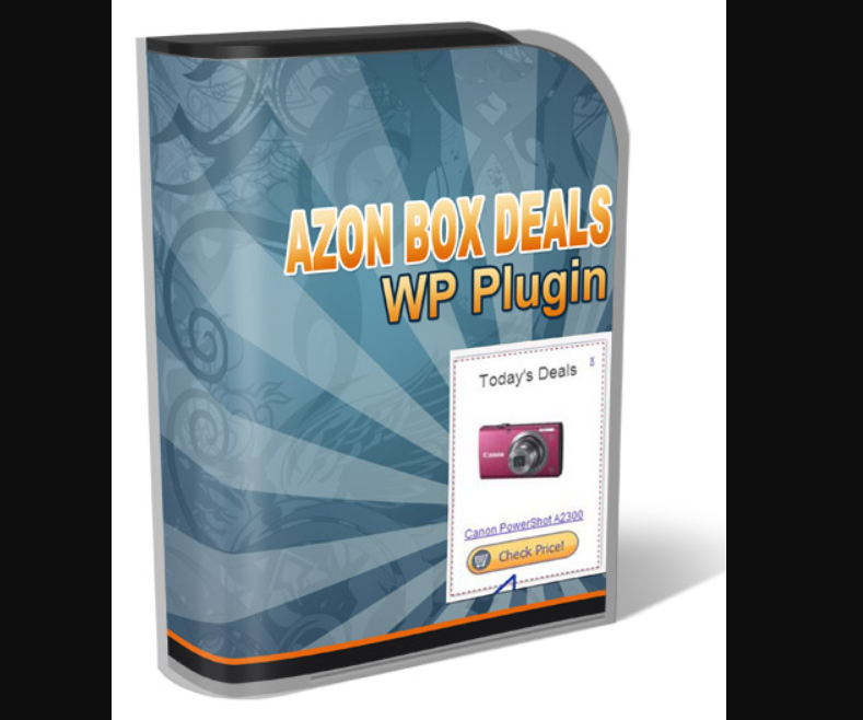 Give Azon Box Deals WordPress Plugin