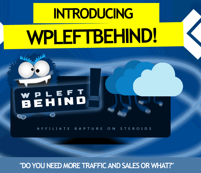 Give WP Left Behind wordpress plugin