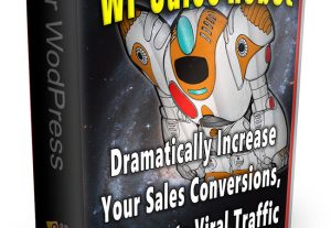 Give WP Sales Robot wordpress plugin