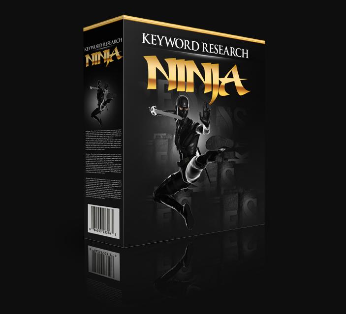 Saya Jual Software Keyword Research Ninja beserta lesen jual semula