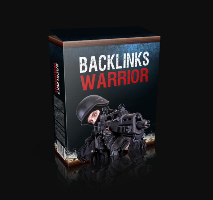 Saya jual software Backlinks Warrior beserta lesen jual semula
