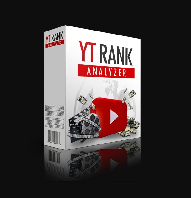 Jual software YT Rank Analyzer beserta lesen jual semula