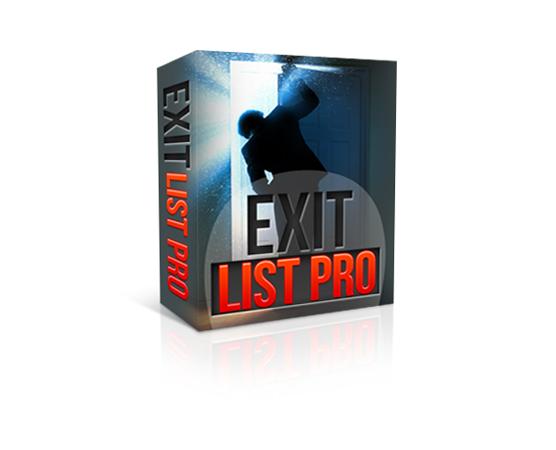 Jual software Exit List Pro