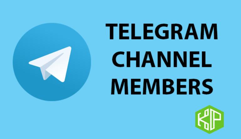 Servis tambah 1,000 orang seluruh dunia ke channel telegram anda