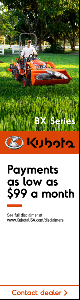 160×600 – BX Series – Payment promo: $99/month