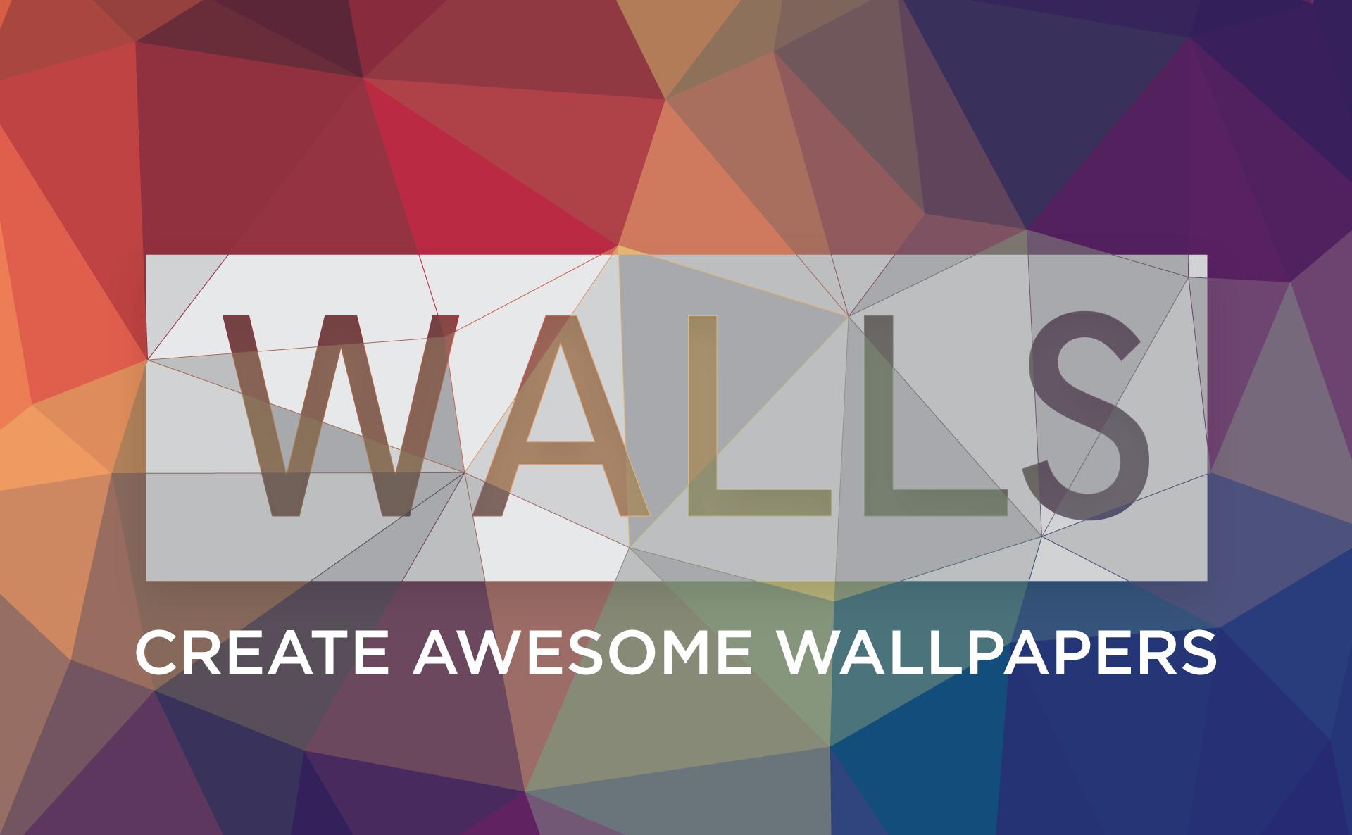 Walls Custom Low Poly Wallpaper Generator For Blackberry