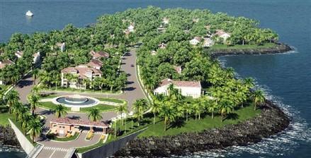 Artificial islands,luxury,Ocean Reef Islands Project,Panama