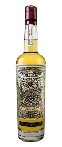 Compass Box Flaming Heart Anniversary Blend