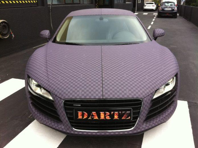 Dartz Chess R8