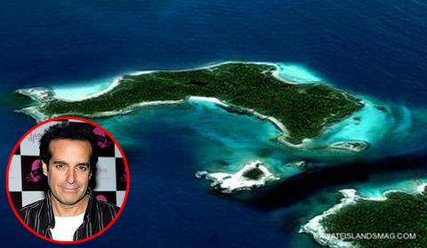 David Copperfield Island