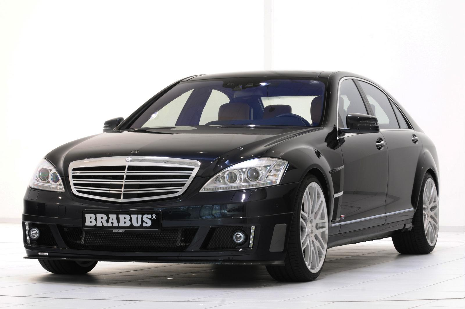 Fastest Sedan Ever Brabus SV12 R Biturbo 800