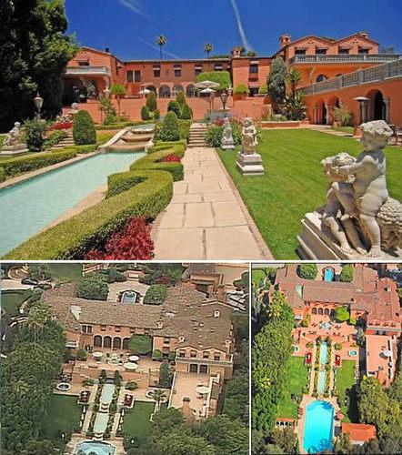 Hearst Residence, Beverly Hills
