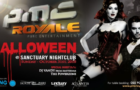 Huge Halloween Party by PMC Royale