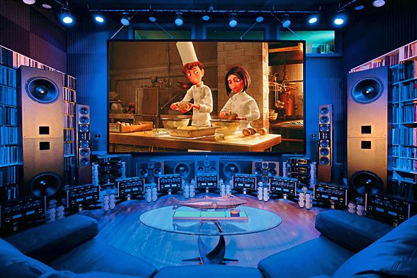 Kipnis' outer limits theatre