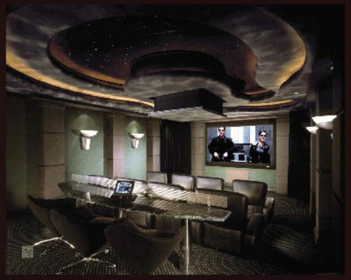 The Matrix Home Theaters
