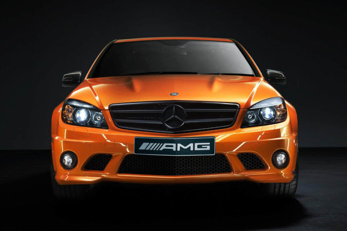 Mercedes-Benz C63 and SLS AMG Specials Unveiled in Australia