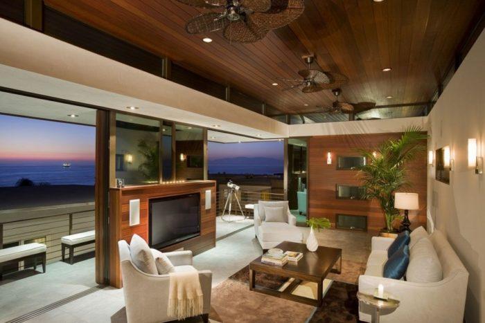 Perfect Beach-House by Lazar Design on Manhattan Beach