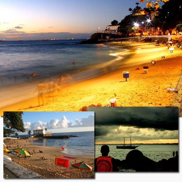 Porto da Barra, Salvador - Brazilia
