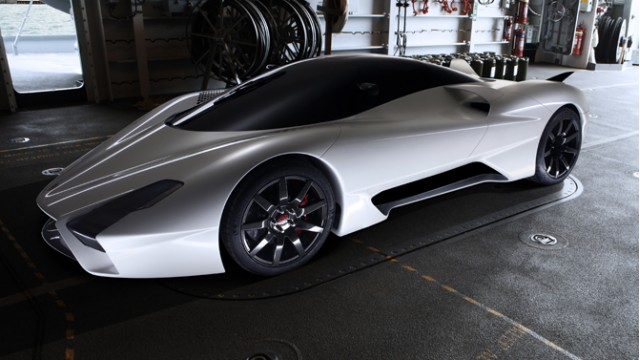 SSC Ultimate Aero II, world's new fastest car