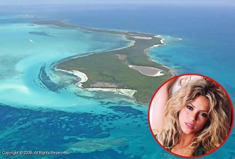 Shakira Island
