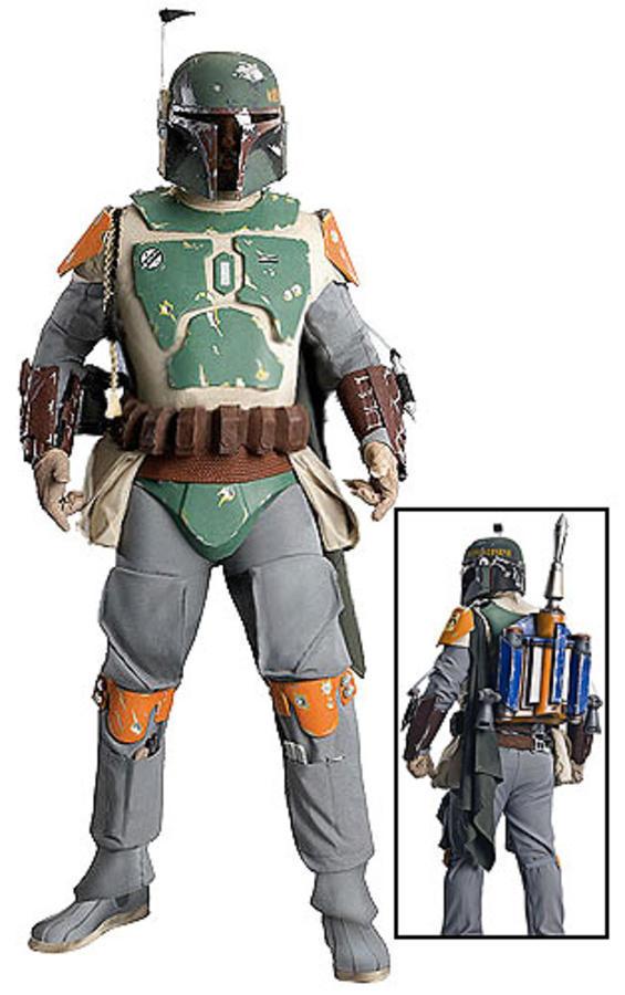 Star Wars Supreme Edition Boba Fett