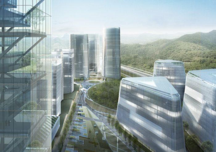 The NFU and SZU Technology Park Project