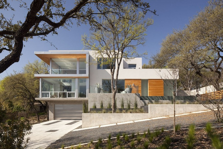 The Splendid City View Residence by Dick Clark Architecture