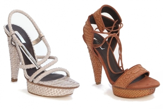 The Superb Spring-Summer 2011 Shoe Collection by Calvin Klein