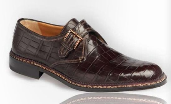 Worlds most expensive mens dress shoes cost $38000 per pair