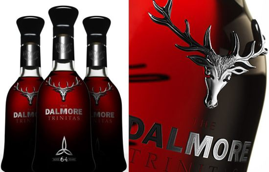 Old, Exclusive, Expensive: the Dalmore 64 Trinitas Whiskey