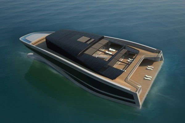 The Amazing WHY Yacht. WHY Not Dream Big?