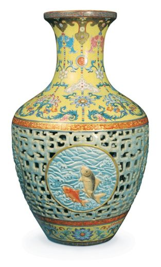£53.1 Million Fetched by a Chinese Porcelain Vase
