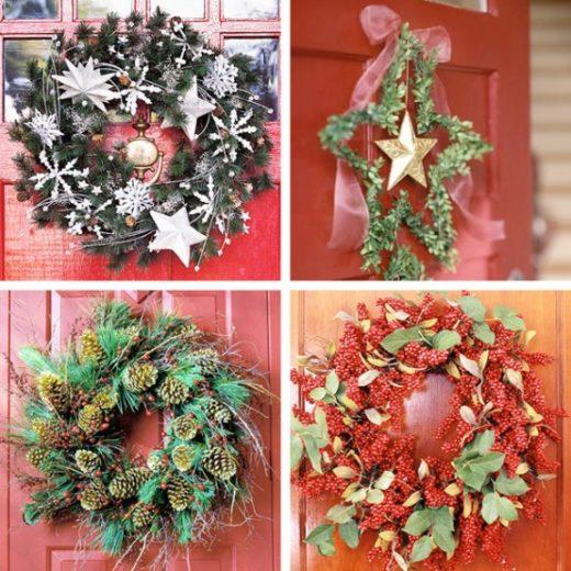 Christmas Wreaths Ideas