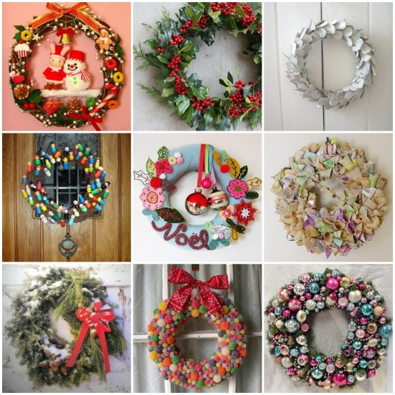 Christmas Wreaths Ideas