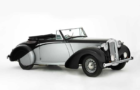 Churchills 1939 Daimler to Be Auctioned Off