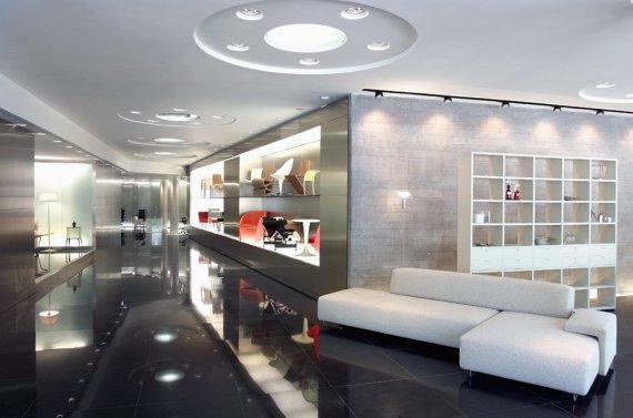 Design interiors by Christophe Pillet