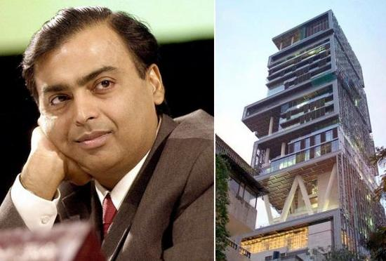 Fresh News on the Famous Antilia Luxury Home