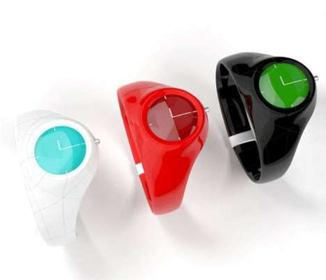 Futuristic Nature Watches