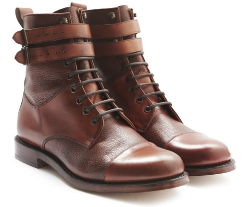 Highly Versatile Corbett Derby Boots at Dundee
