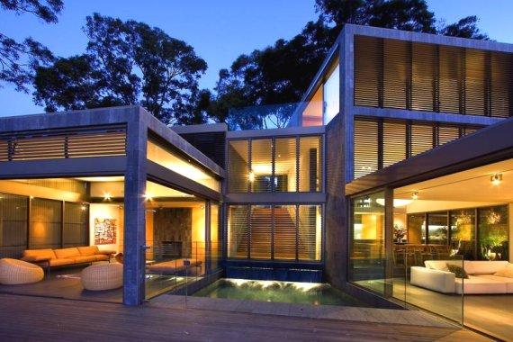 House in Sydney by Ian Moore